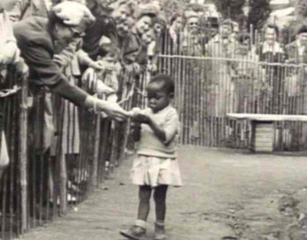 En Madrid existió un zoológico humano