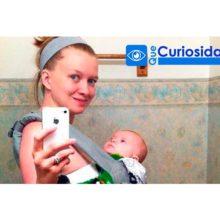 Esta madre de 21 años no sabía QUE ESTA FOTO CON SU HIJO SERÍA LA ...