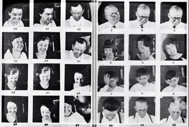 expresiones faciales