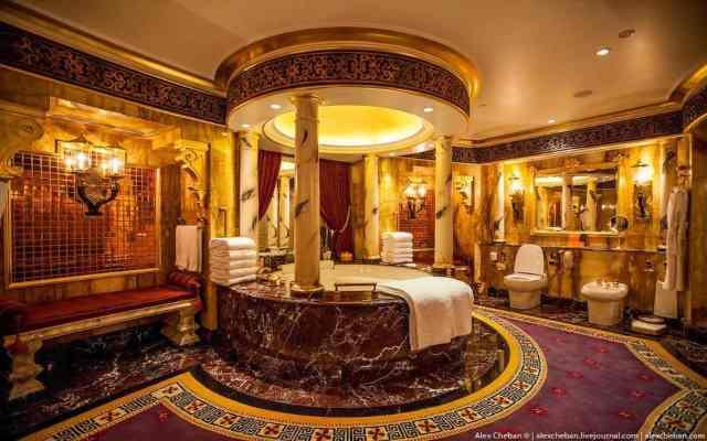 Hotel más lujoso del mundo, Burj Al Arab