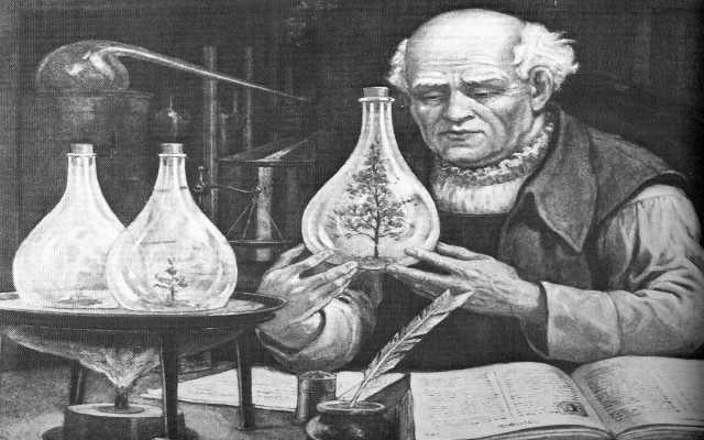 Paracelso, alquimista e inventor del láudano