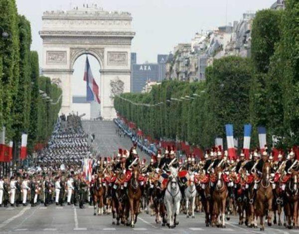 Qué pasó el 14 de julio en Francia