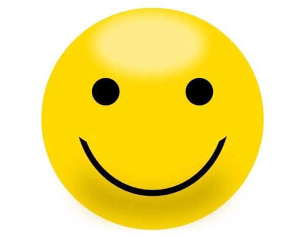 carita sonriente