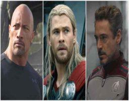 10 actores mejor pagados del mundo