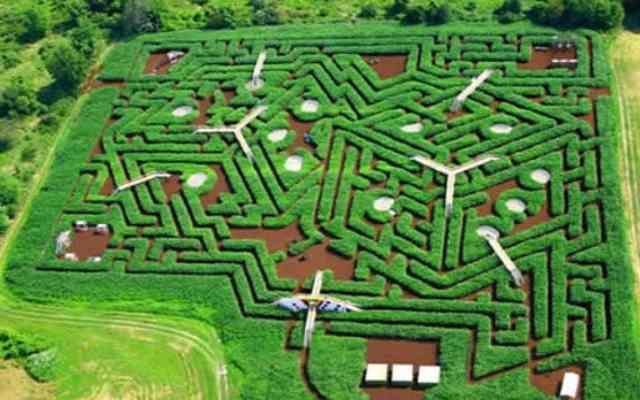 10 laberintos más increíbles del mundo