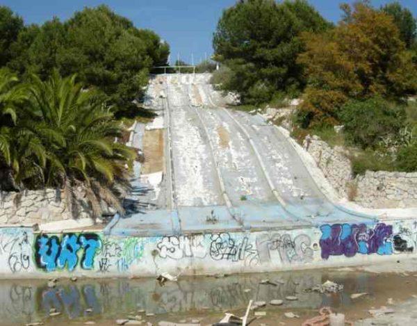 5 parques acuáticos abandonados