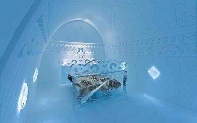 7 hoteles de hielo del mundo