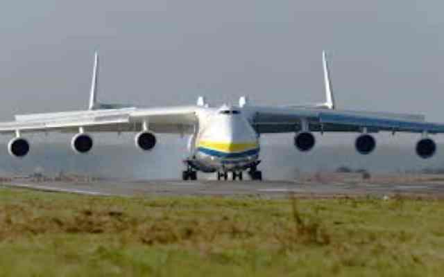 Cuál es el avión más grande del mundo