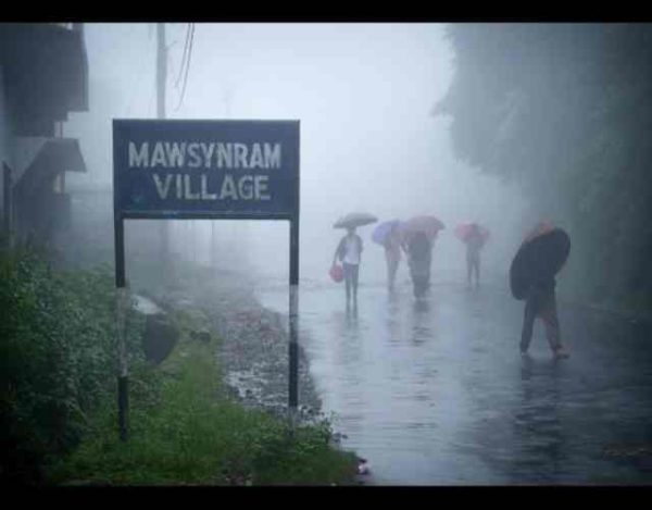 Cuál es el lugar más lluvioso del mundo