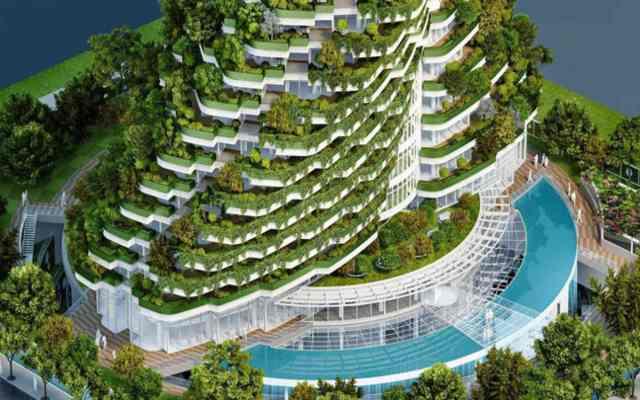 Edificios más Ecológicos