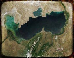 lagos más grandes del mundo