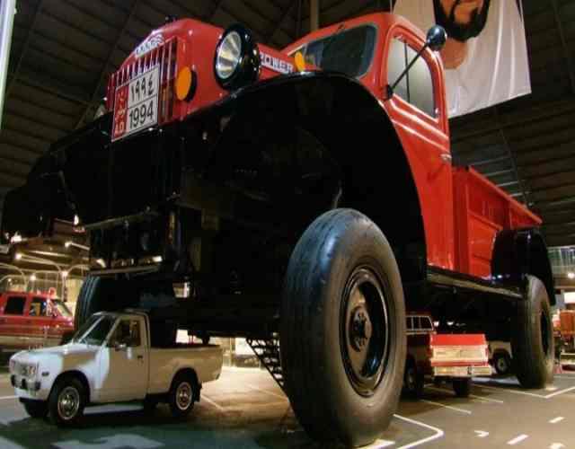 Los 7 coches más grandes del mundo