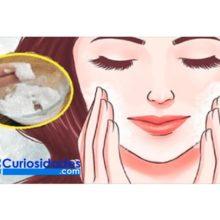 Prepara la crema de bicarbonato ponla antes de dormir adiós arrugas manchas espinillas
