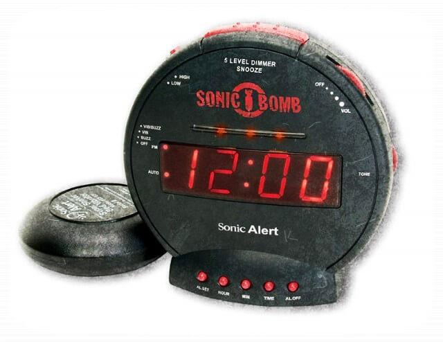 despertadores más molestos