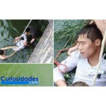 """Un chino intenta suicidarse al ver a su prometida en el altar porque era """"muy fea"""""""