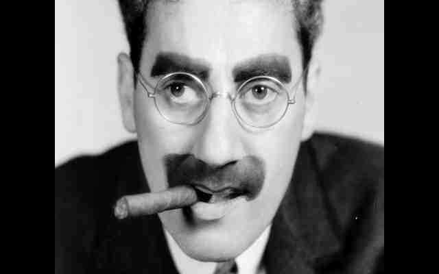 15 Mejores citas de Groucho Marx