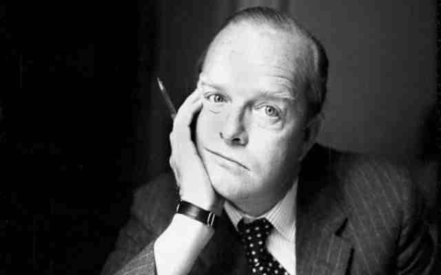 9 secretos a voces de Truman Capote