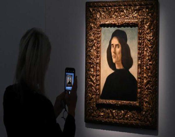 obras más importantes de Botticelli