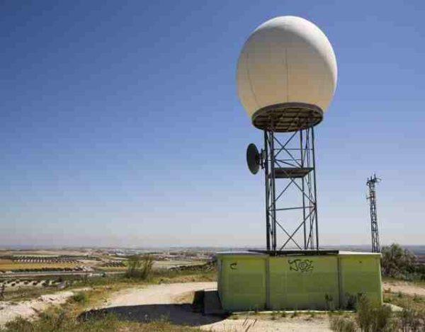 Cómo funciona un Radar meteorológico