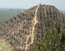 Desvelan el misterio de las pirámides chinas
