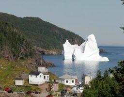 capital mundial de los Icebergs