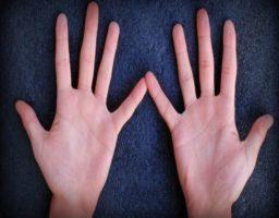 10 Curiosidades sobre los dedos de la mano