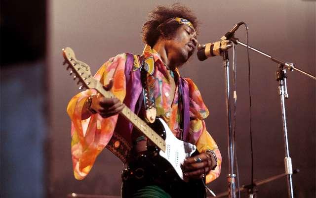 10 frases de Jimi Hendrix