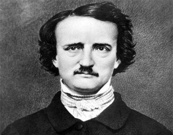 15 Frases célebres de Edgar Allan Poe