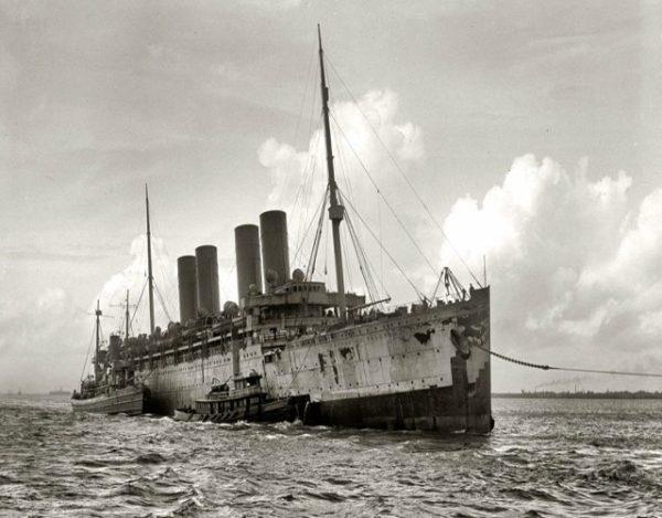 barcos fantasmas más famosos