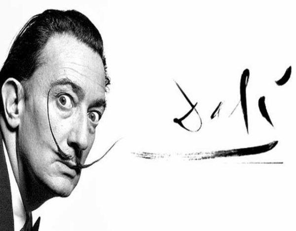 cuadros más famosos de Salvador Dalí