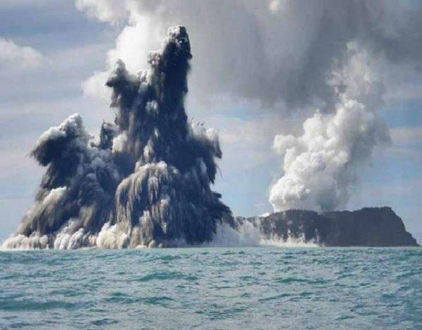 volcanes submarinos