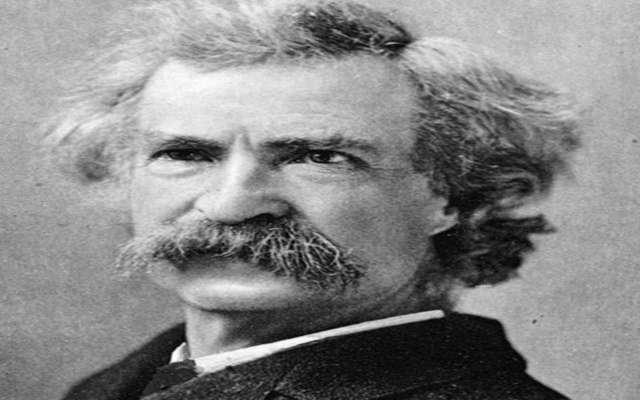 10 frases célebres de Mark Twain