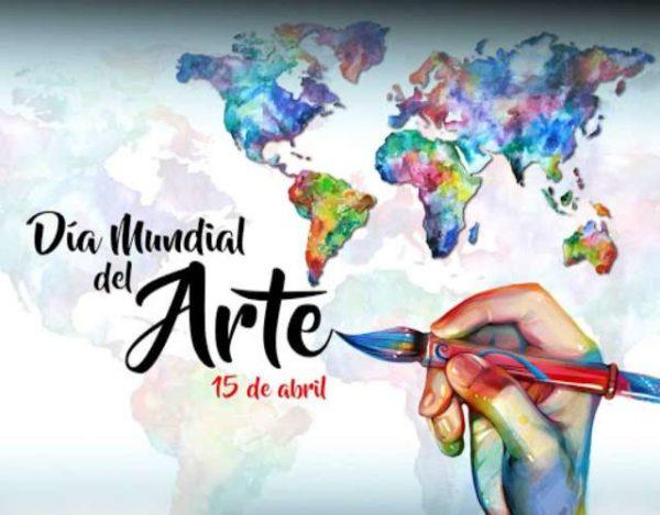 15 de abril, Día Mundial del Arte