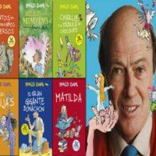 clásicos de Roald Dahl