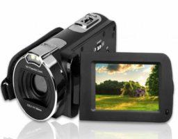 Historia de la videocámara