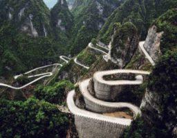 Carreteras más peligrosas del mundo (1)