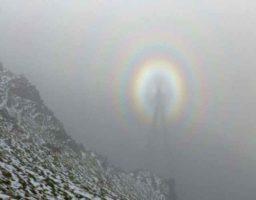 Qué es el misterioso espectro de Brocken (1)
